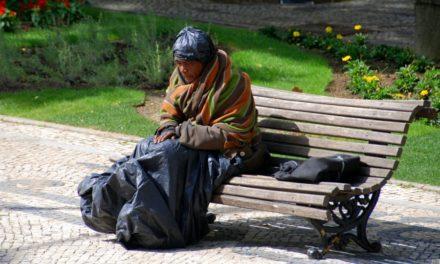 Po spotkaniu o bezdomności