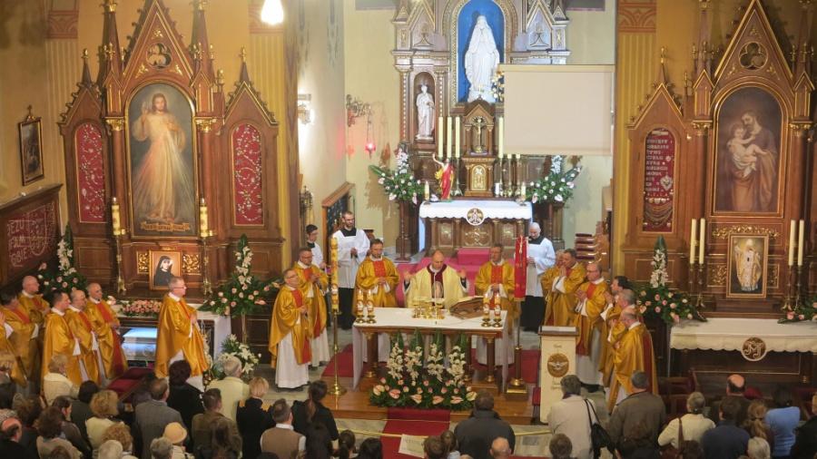 Święto Miłosierdzia 2015