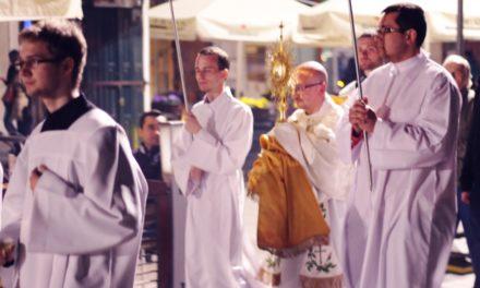 Kraków: Bóg na ulicy