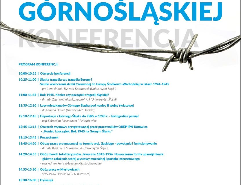 Zaproszenie: konferencja w jezuickiej WSP