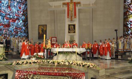 Odpust w Sanktuarium św. Andrzeja Boboli