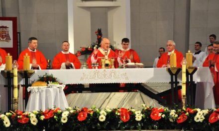 Obchody w Sanktuarium św. Andrzeja Boboli SJ