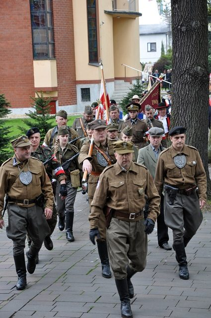 Obchody 70. rocznicy powstania Narodowych Sił Zbrojnych 1945-1947