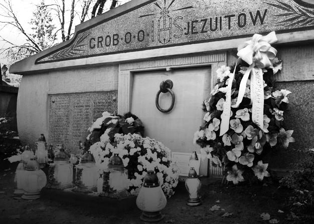 Uroczystości pogrzebowe śp. Tadeusza Ślipki SJ
