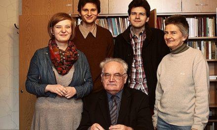 Profesor Ignatianum otrzymał Gloria Artis