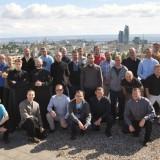 Gdynia: Spotkanie nowicjatów Europy centralnej i wschodniej.
