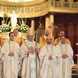 Święcenia diakonatu i prezbiteratu polskich jezuitów