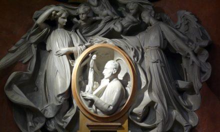 Ołtarz św. Ignacego Loyoli – patrona rekolekcji