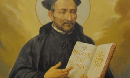 Św. Ignacy Loyola – Hiszpan z wesołymi oczami