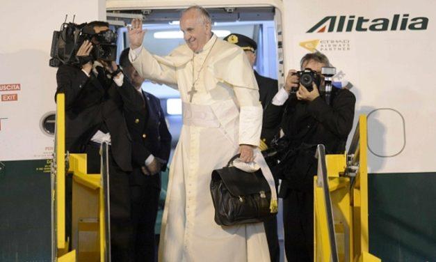 Franciszek zakończył pielgrzymkę do Ameryki Płd.