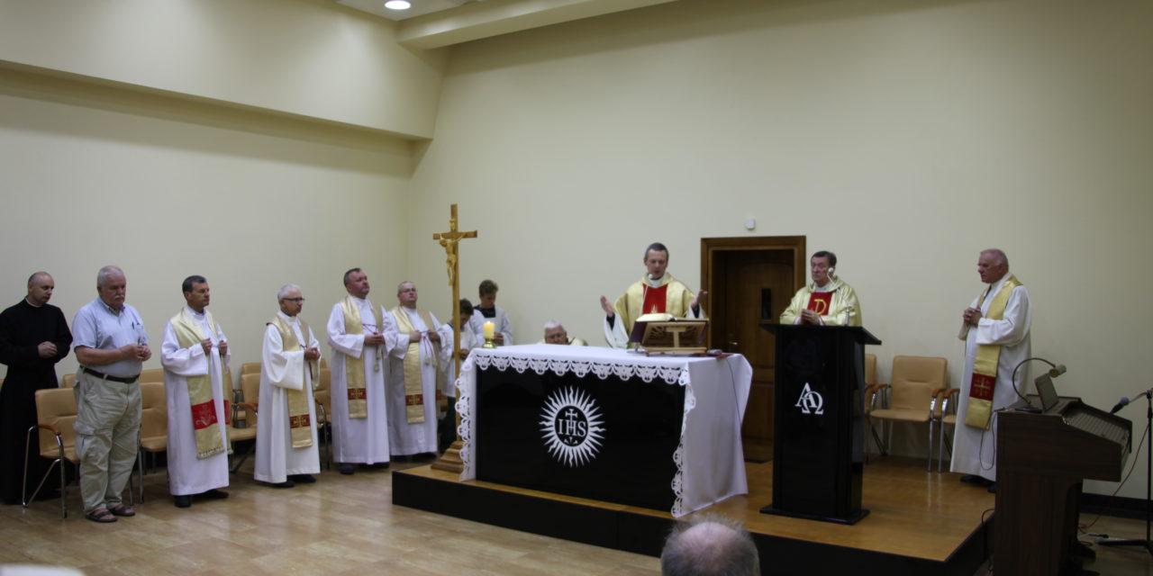 Warszawa: 50 lat życia zakonnego