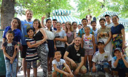 Wejść na szczyt: Kirgistan 2015