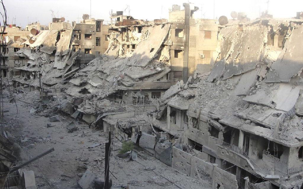 Syryjski Jezuita o sytuacji na Bliskim Wschodzie