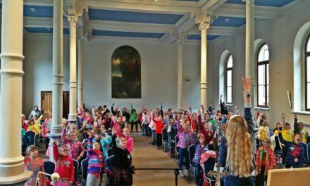 Łódź: Warsztaty muzyczne dla dzieci