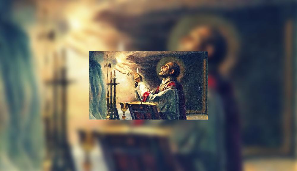 Święty Franciszek Borgiasz SJ