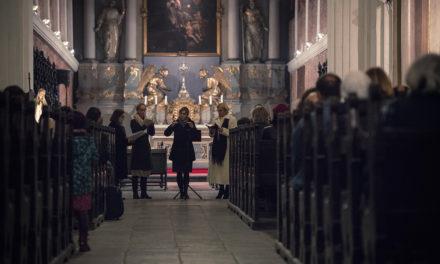 Poznań: Śpiew gregoriański u Jezuitów [RELACJA]