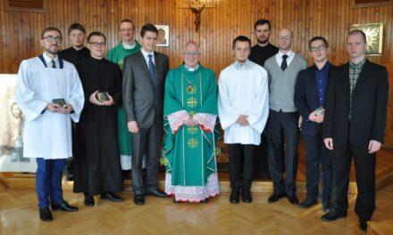 Nuncjusz apostolski odwiedził nowicjuszy w Gdyni