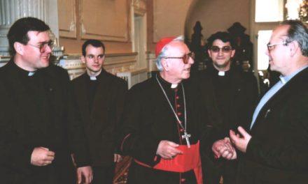 Dziś pogrzeb legendarnego słowackiego kardynała-jezuity