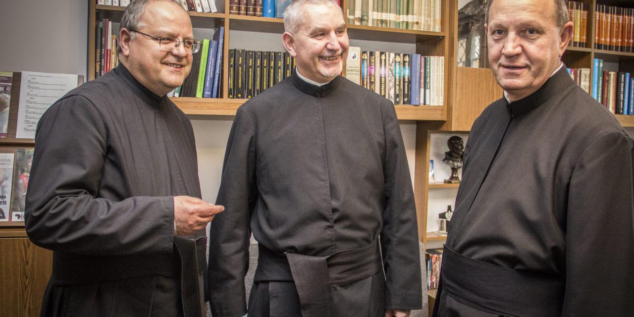 Zmiana superiora i proboszcza w Gdańsku Wrzeszczu
