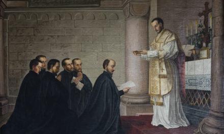 Modlitwa na Wszystkich Świętych Towarzystwa