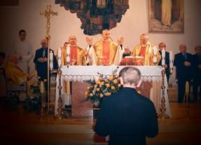 Szczecin: Śluby zakonne o. Wiesława Skałeckiego SJ [RELACJA]