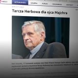 O. Stanisław Majcher wyróżniony przez Nowy Sącz