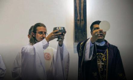 Brazylia: Bartłomiej Przepeluk SJ przyjął święcenia diakonatu
