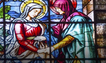 Łk 1, 39-45: Duchowy pośpiech