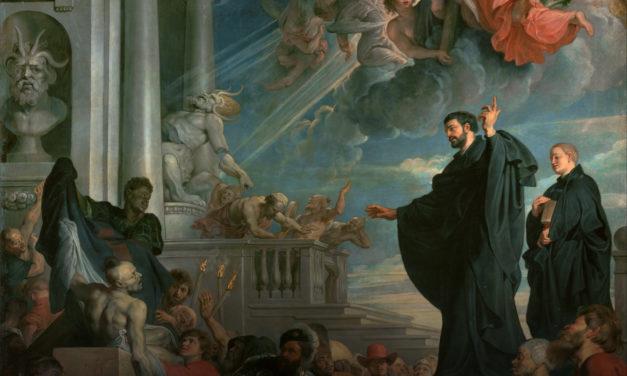 Franciszek Ksawery SJ – szalony dla Chrystusa