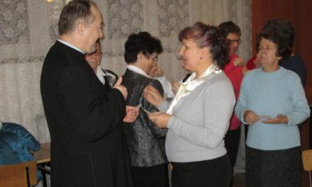 Bytom: Spotkanie opłatkowe Apostolstwa Modlitwy