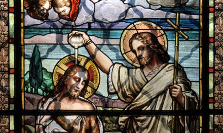 Łk 3,15-16.21-22: Ojciec śle Cię do pracy