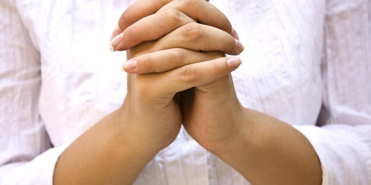Jakub Kołacz SJ: Modlitwa pełna ufności