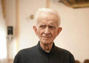 o. Hubert Czuma SJ (fot. Marcin Kucewicz)