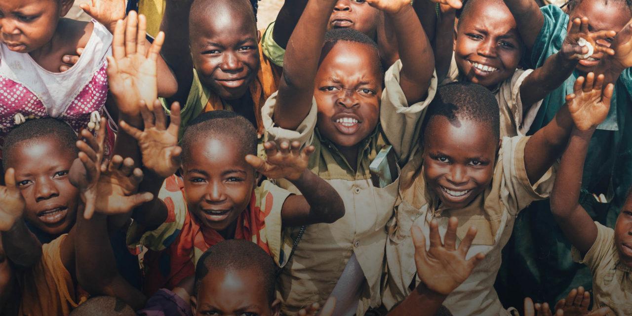 Gerard Karas SJ: Trzy dekady w Afryce