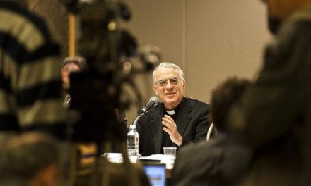 Federico Lombardi SJ: moich 25 lat w Radiu Watykańskim