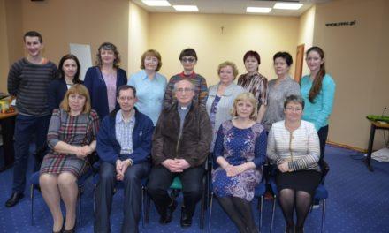 Nauczyciele z Tomska na szkoleniu w Centrum Arrupe