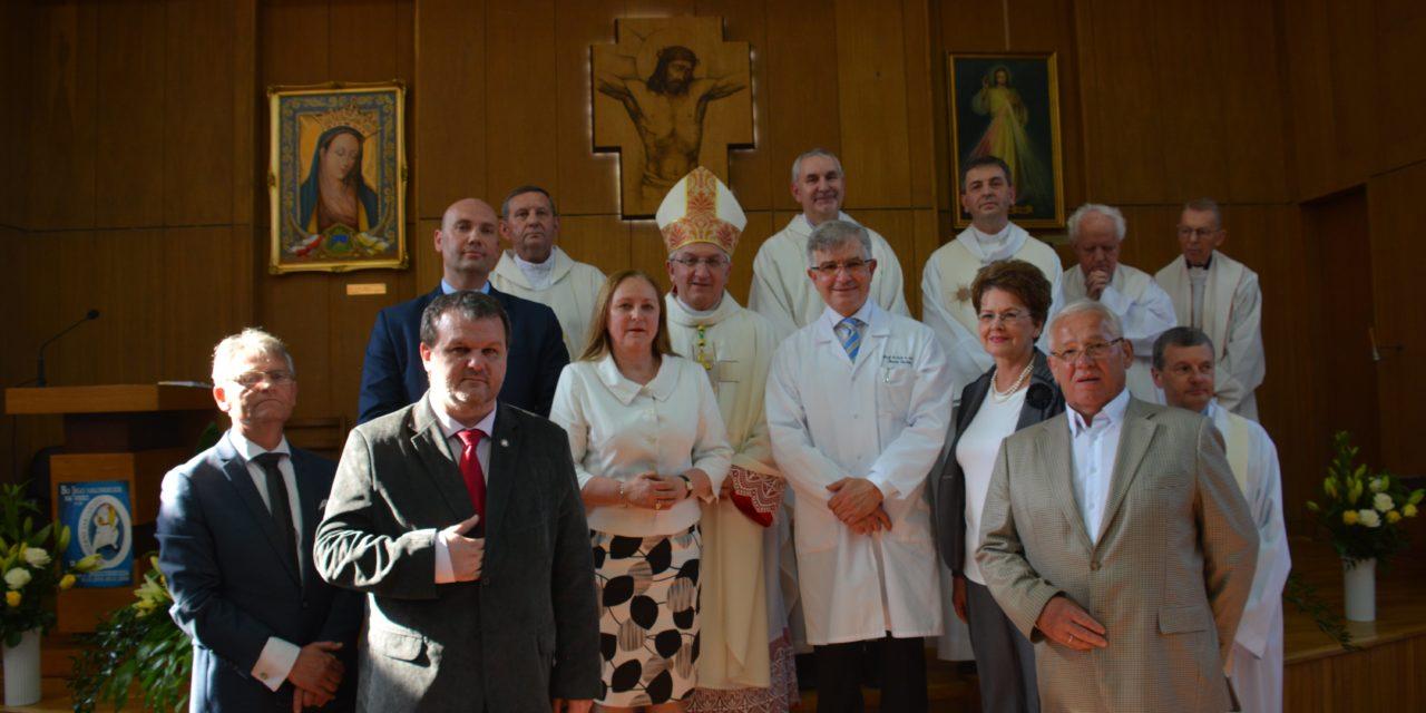 Wydarzenie bez precedensu w szpitalu MSWiA w Warszawie