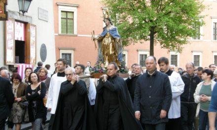 Warszawa: Uroczystości odpustowe u Matki Bożej Łaskawej [ZAPROSZENIE]