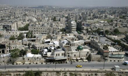 Aleppo: jezuici apelują o pokój, nie mogą służyć uchodźcom
