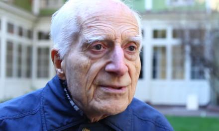 Chile: 99-letni jezuita laureatem Nagrody Praw Człowieka 2016