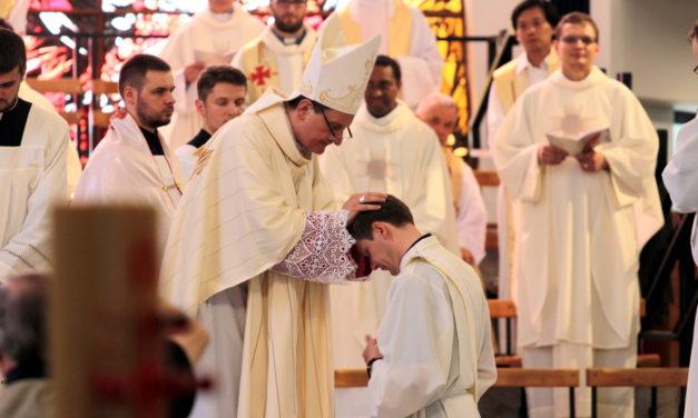 Święcenia u jezuitów