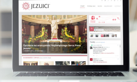 Poznaj nas na nowo – rusza nowa odsłona jezuici.pl
