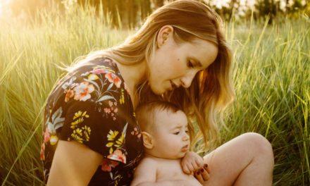 Bóg, jak matka karmiąca piersią