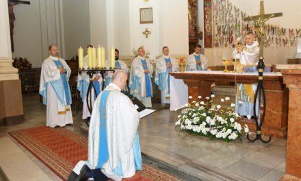 Ostatnie śluby ojca Grzegorza Gintera SJ [GALERIA]