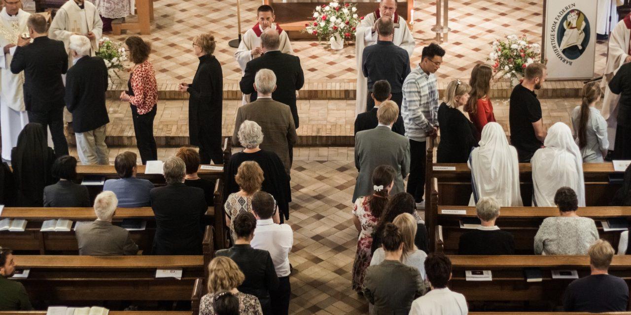 Kopenhaga: uroczyste przyłączenie duńskich placówek do polskiej prowincji [GALERIA]