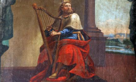 Stanisław Łucarz SJ: drugi grzech Dawida