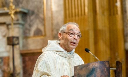 Bruno Cadoré OP: odważna wiara to wiara pokornego sługi   36 KG