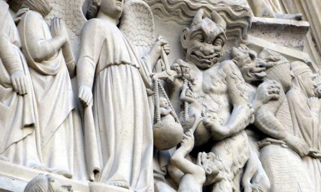 Szatan i modlitwa