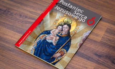 Ukazał się październikowy Posłaniec Serca Jezusowego