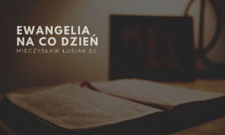Szukajmy Boga we własnym życiu